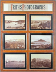 One of 'Frith's Photographs' Display Boards A001157.