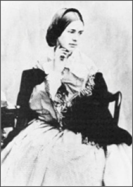Mary Ann Frith, c1865