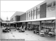 Dunstable, Broadwalk c1965, D69056.
