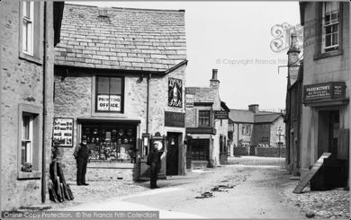 Ingleton, The Village 1890 26330.