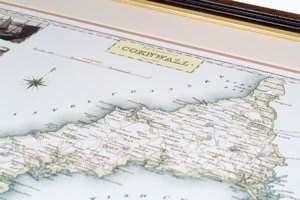 Historic Map Prints