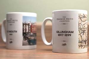 Photo & Map Mugs