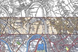 Historic Map Prints