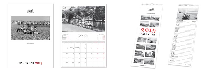 Traditional Calendar Design