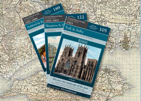 Revised New Colour Edition Folded Sheet Maps