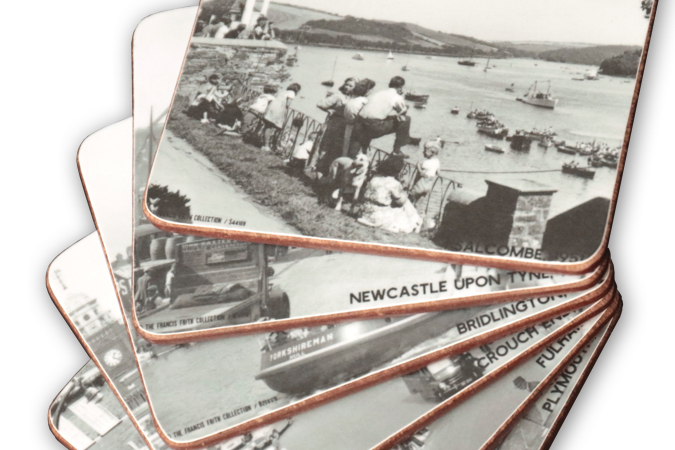 Frith Coasters
