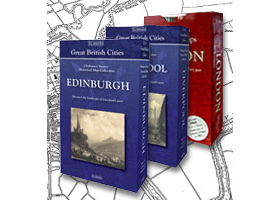5 Map Boxed Sets
